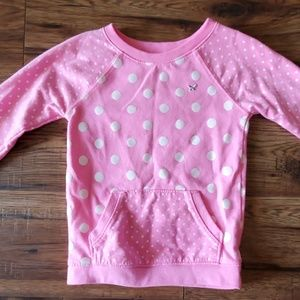 Carter's sweatshirt tunic